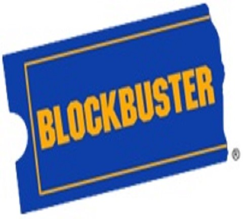 Photograph of Blockbuster