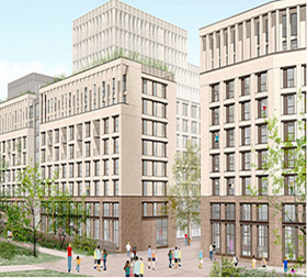 Photograph of Moorfields implement strategy to transform shopping centre and create 420 new homes
